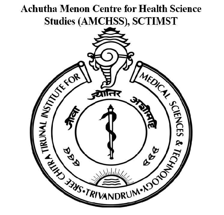 Achutha Menon Centre for Health Science Studies, SCTIMST, Thiruvananthapuram